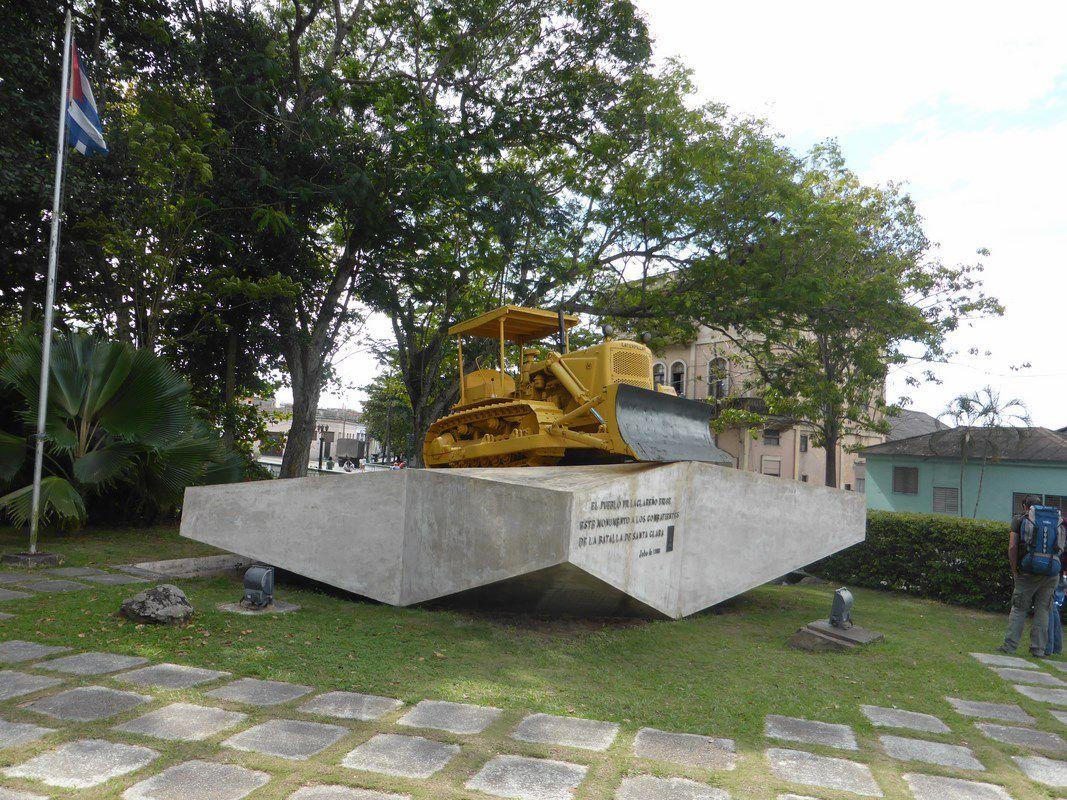 Santa Clara, la ville des exploits du Ché