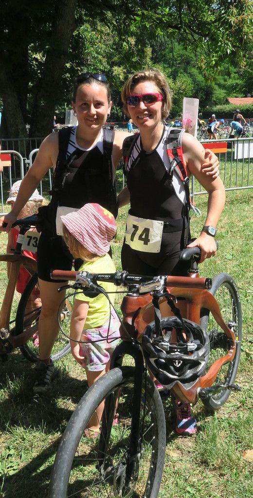 Triathlon de Thonon : vive la Tri-fonction!