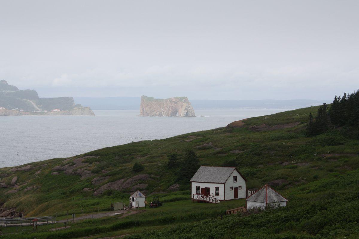 Parc national de l'Île Bonaventure et du Rocher Percé - Gaspésie
