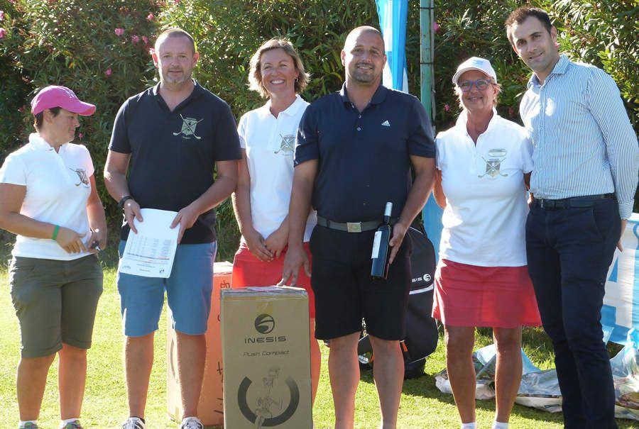 Cap Esterel : First Open Golf Decathlon