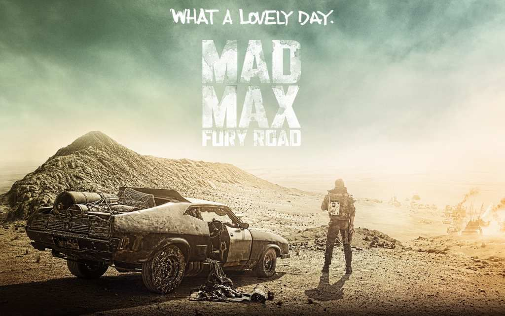 Une note sur &quot&#x3B;Mad Max: Fury Road&quot&#x3B; (Lef Dur)