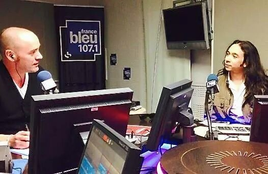 Flamenco à Paris-Interview du danseur de flamenco José Maya sur Radio France Bleu