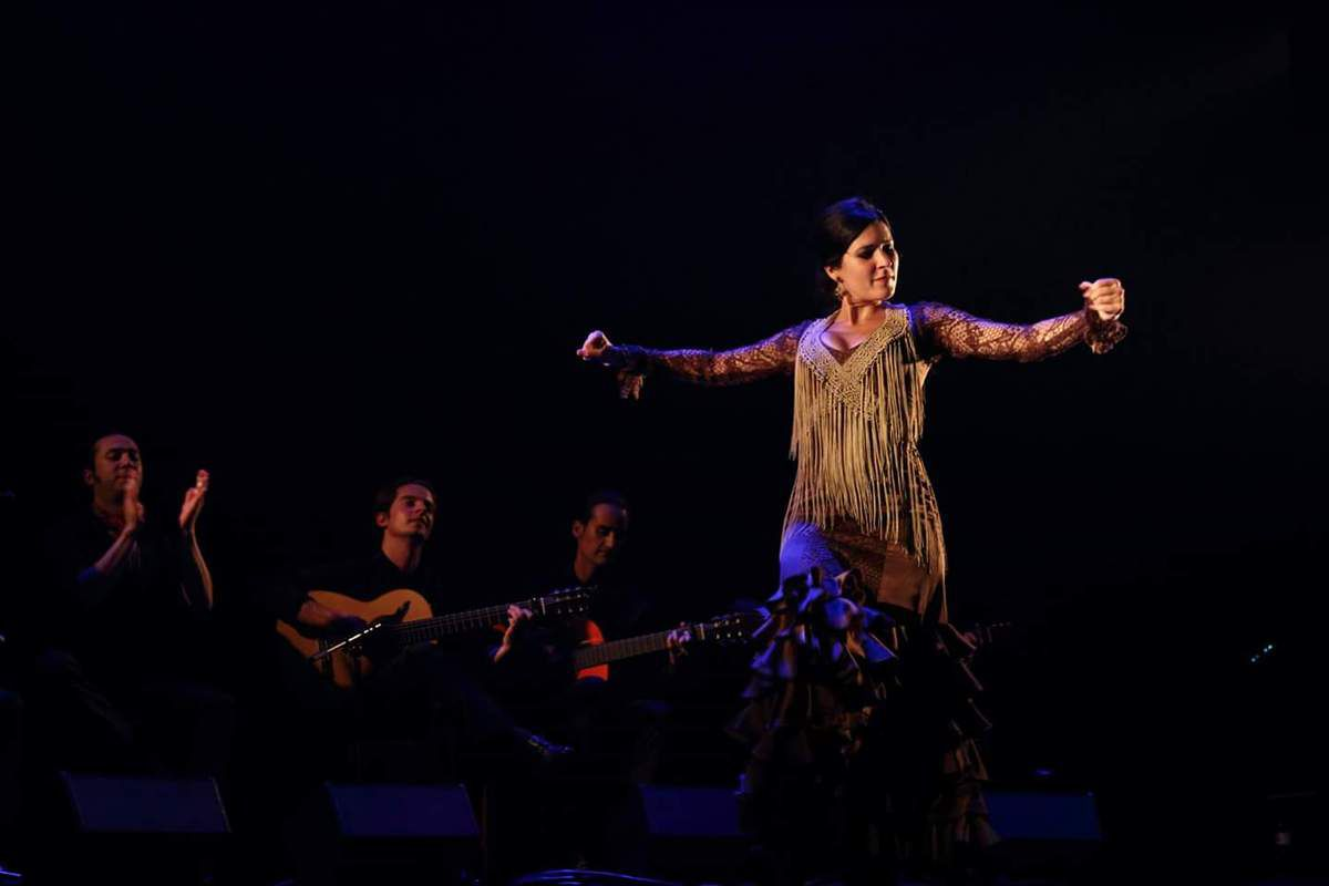 Cours de flamenco à Paris!