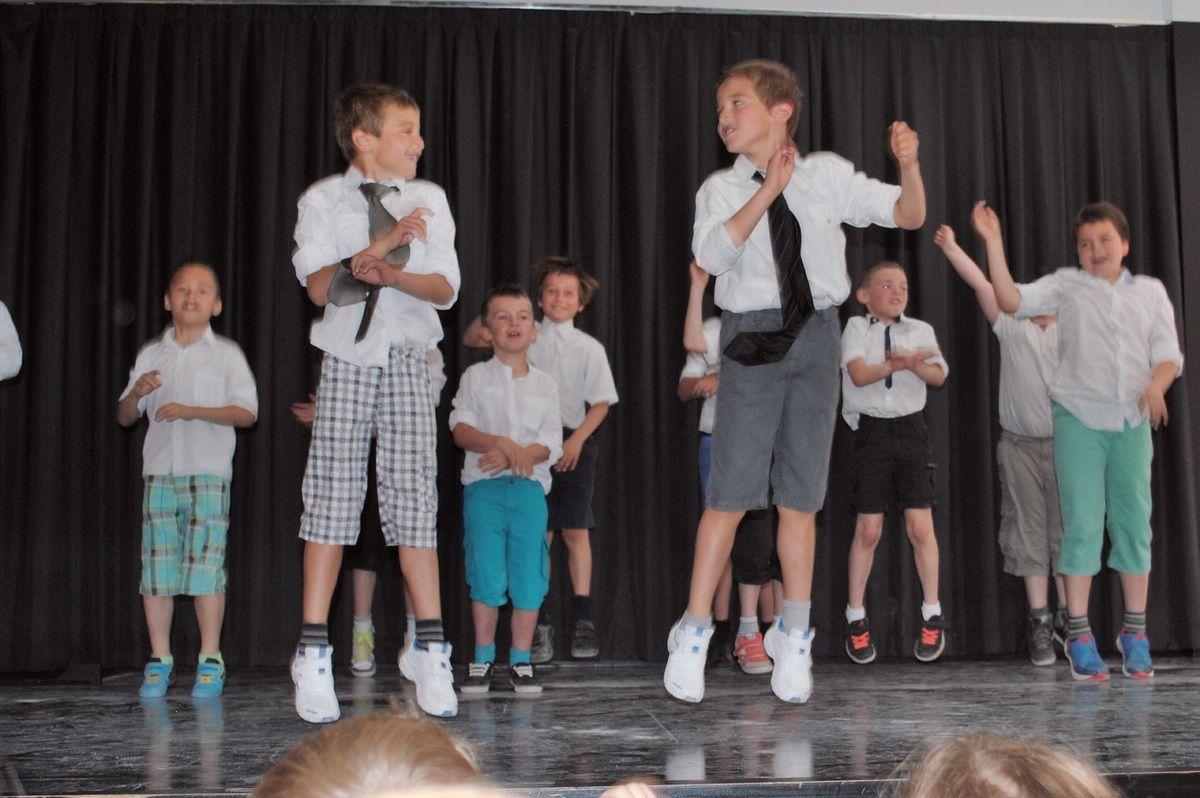 20 juin- Fête de l'école