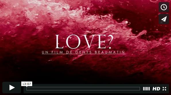 La positive bande annonce de notre film court LOVE?, AMOUR? en français :)