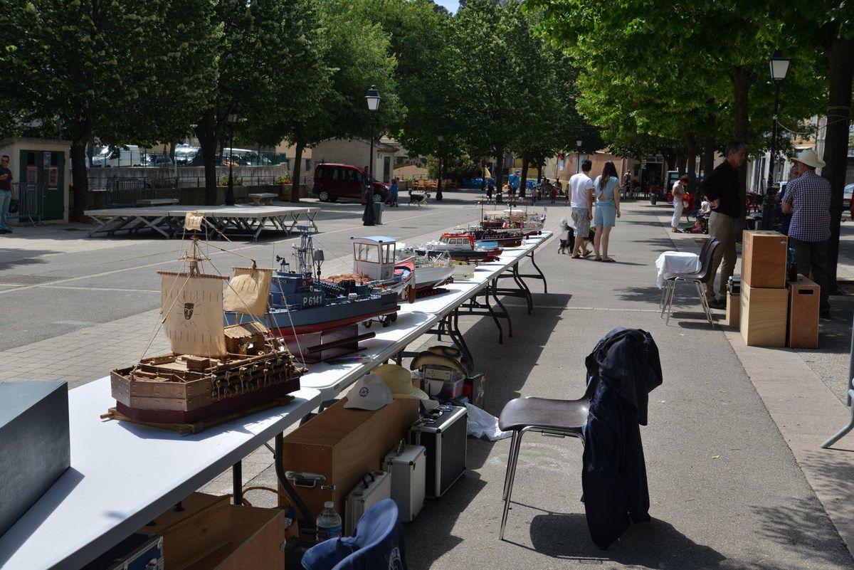 ROQUEVAIRE- 04/06/2016..... Féte de l'Huveaune