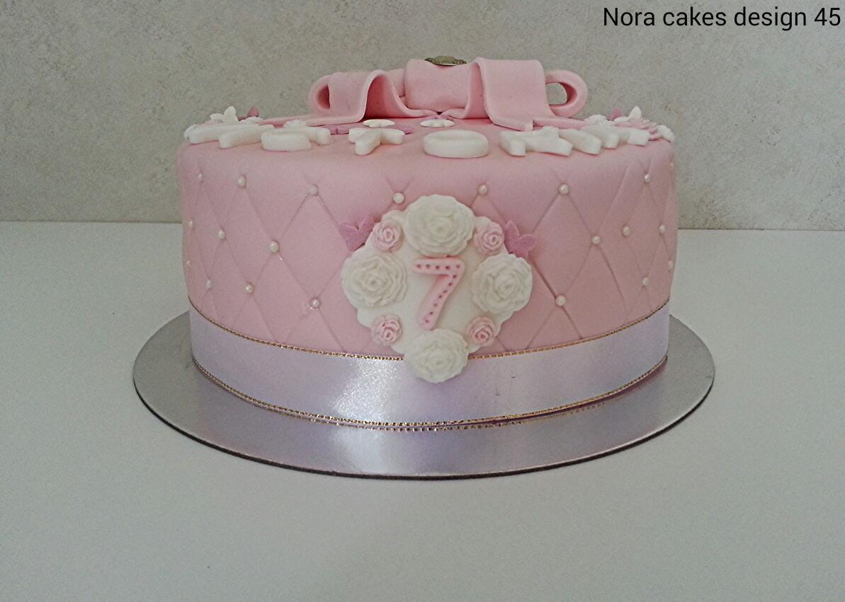 g teau de princesse pour l 39 anniversaire de victoria nora cakes design 45. Black Bedroom Furniture Sets. Home Design Ideas