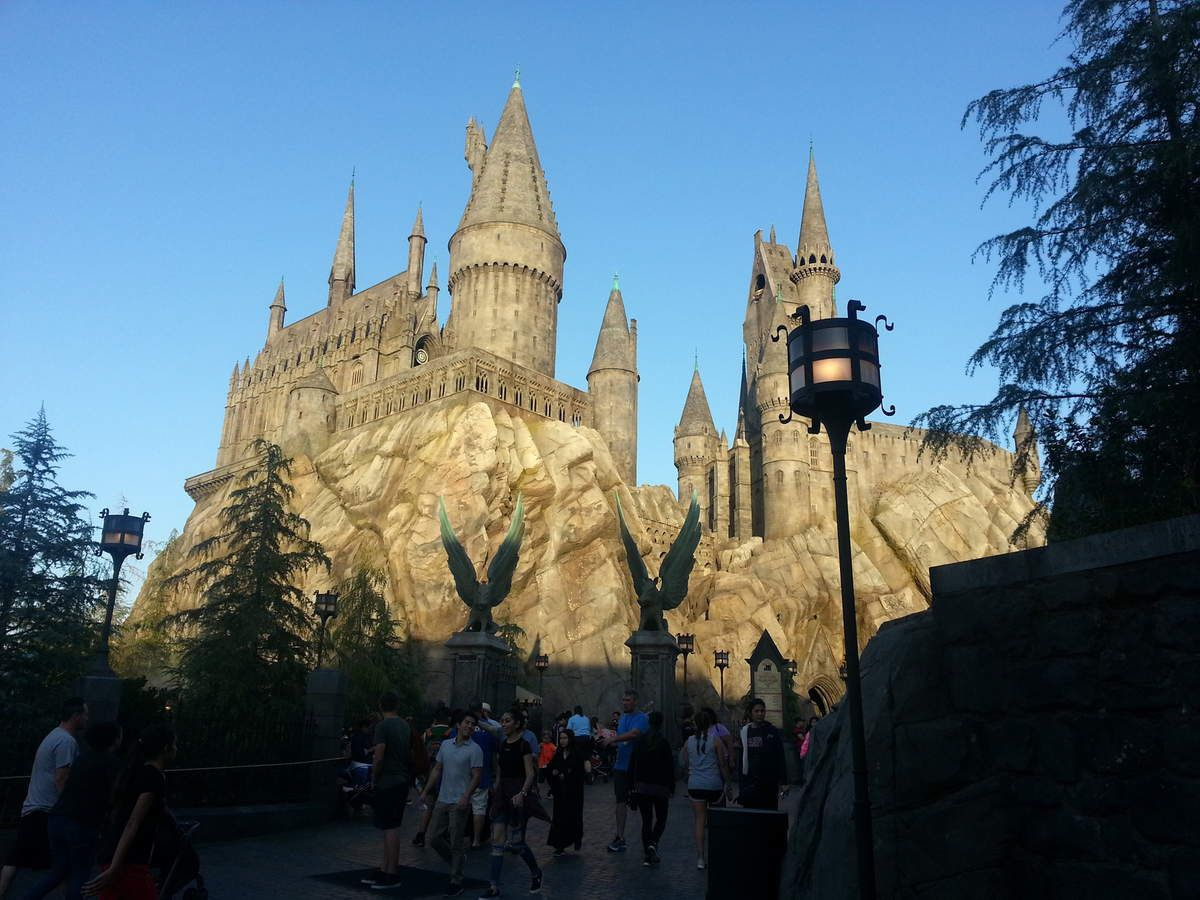 Attraction Harry Potter