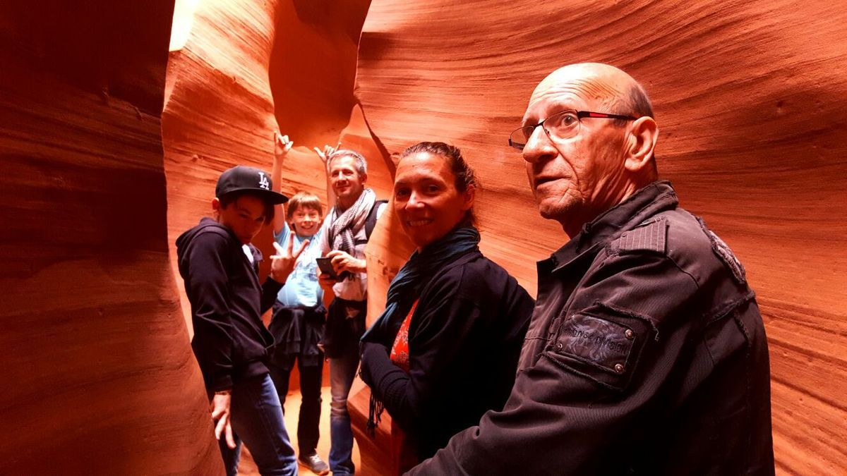 Jour 8 - Antelope Canyon Lake Powell