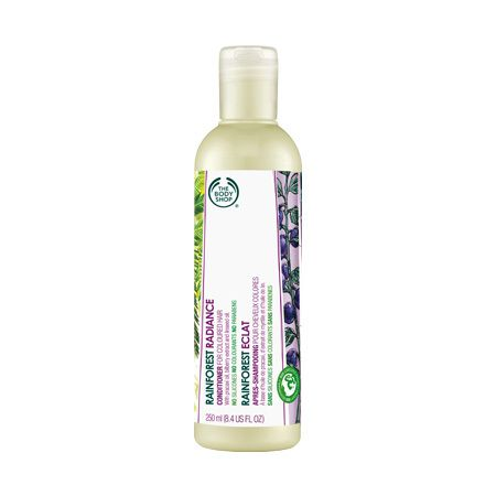 Body Shop - RAINFOREST ECLAT, cheveux colorés