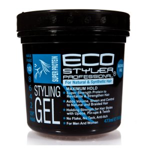 ECO Styler Protein (couvercle noir)