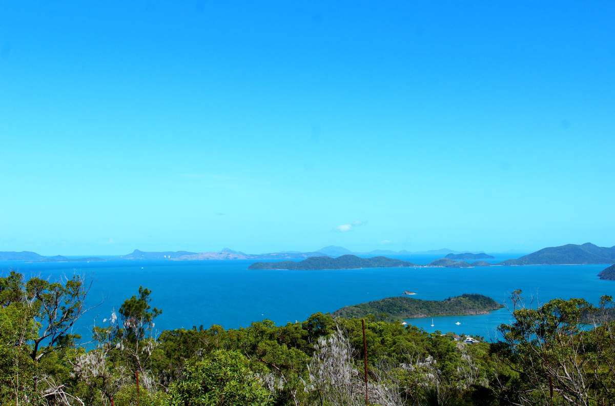 Les Whitsundays