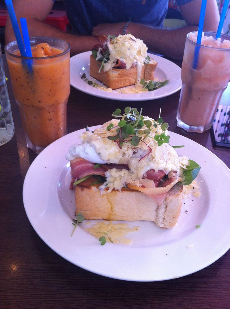 Petit brunch à Townsville