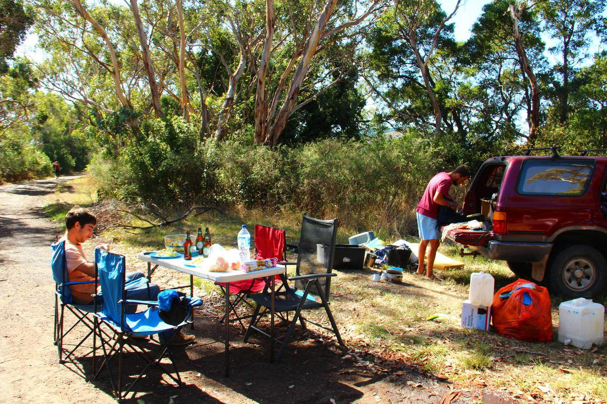 Wwoofing + Renmark + Murray River