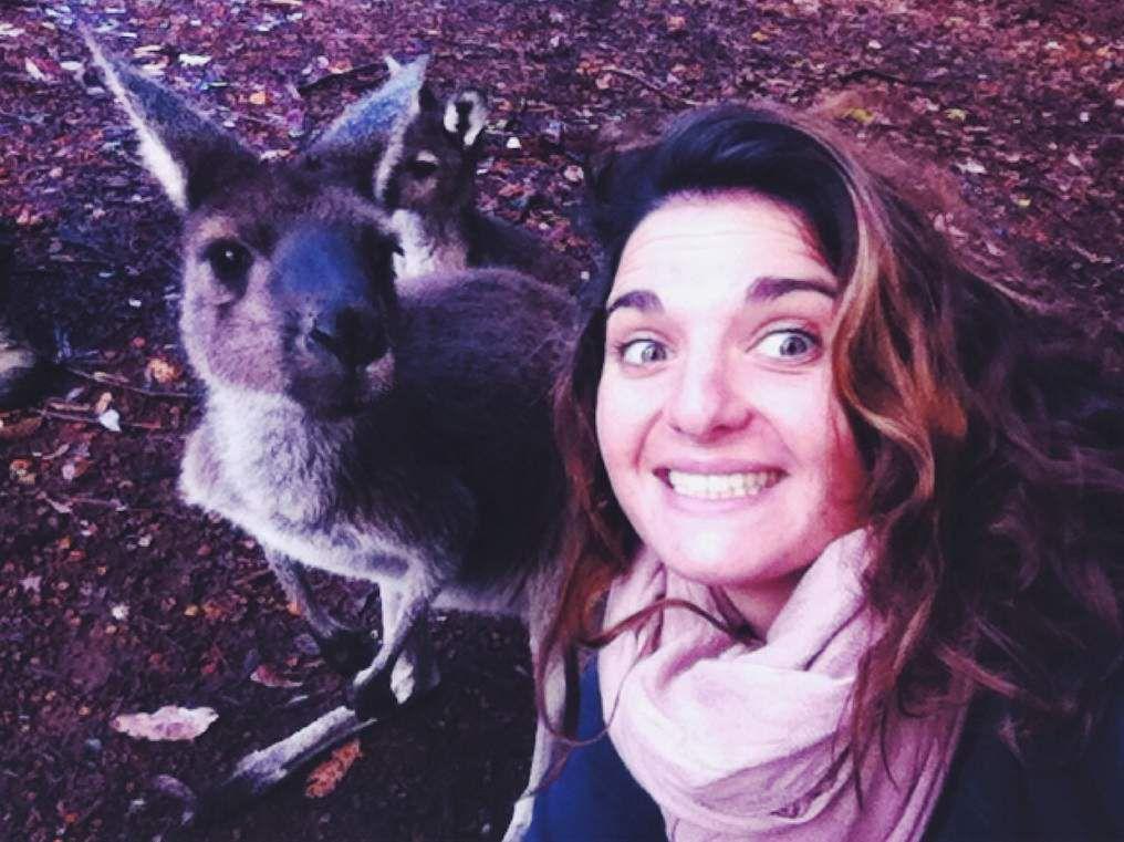 Selfie kangoo