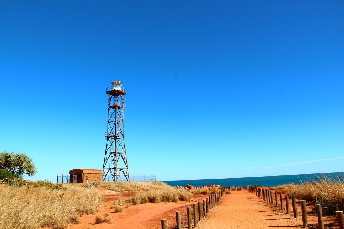 Broome lighthouse