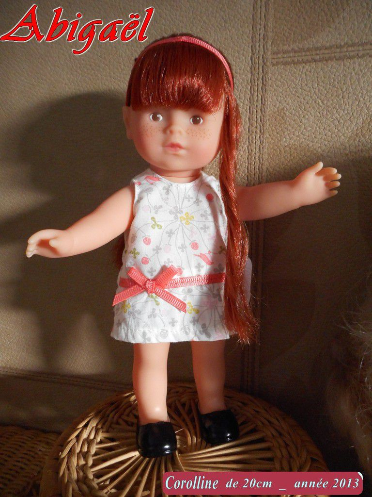 nouvelles poupées dans mon royaume