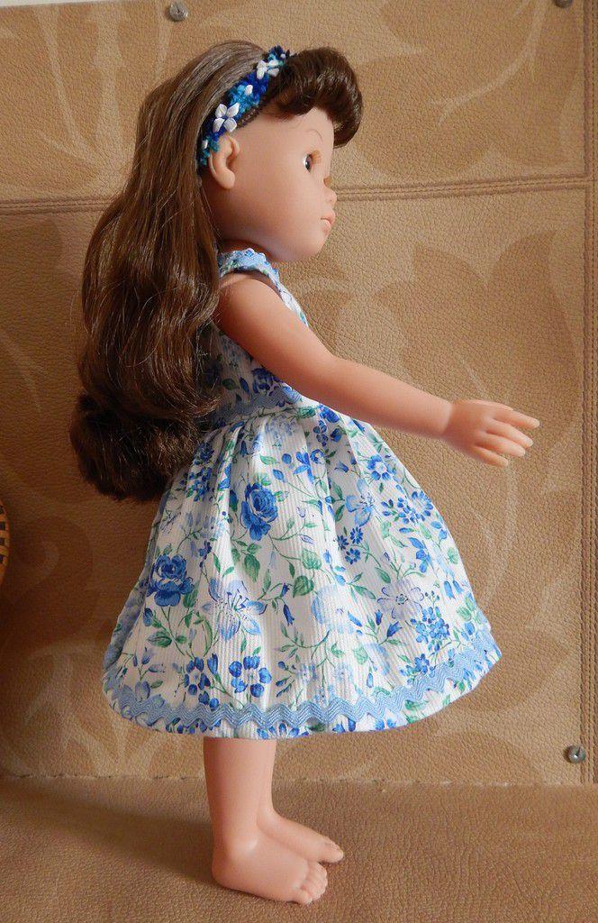 Madeleine a mis sa robe du dimanche