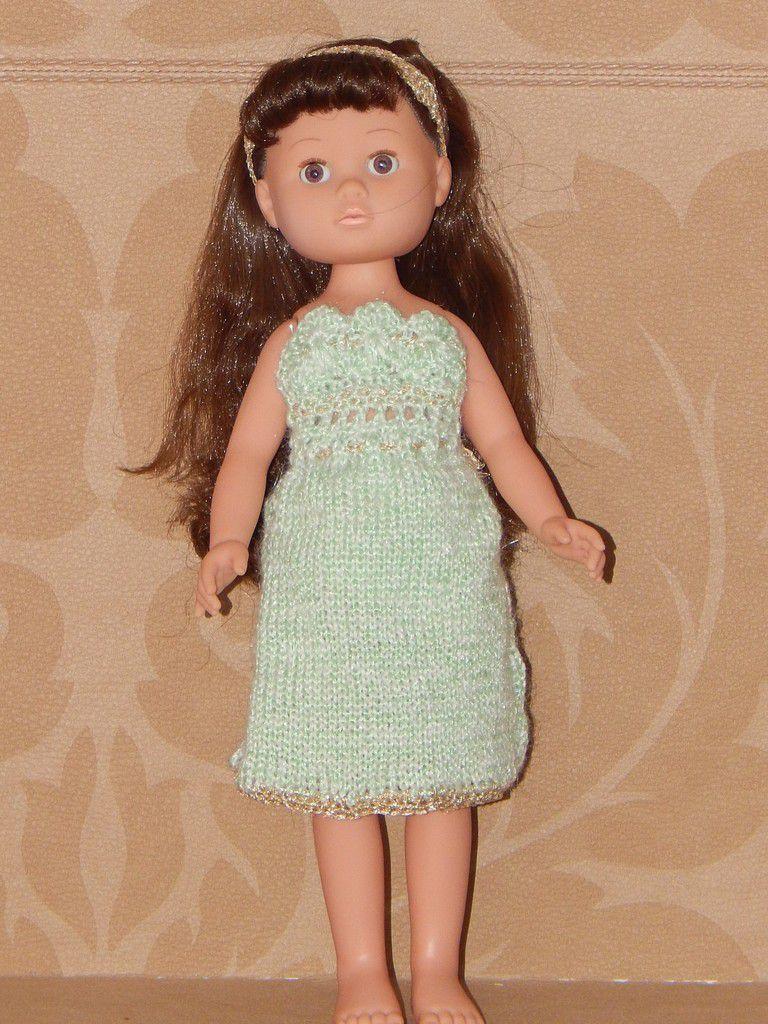 Madeleine et sa robe de Noël