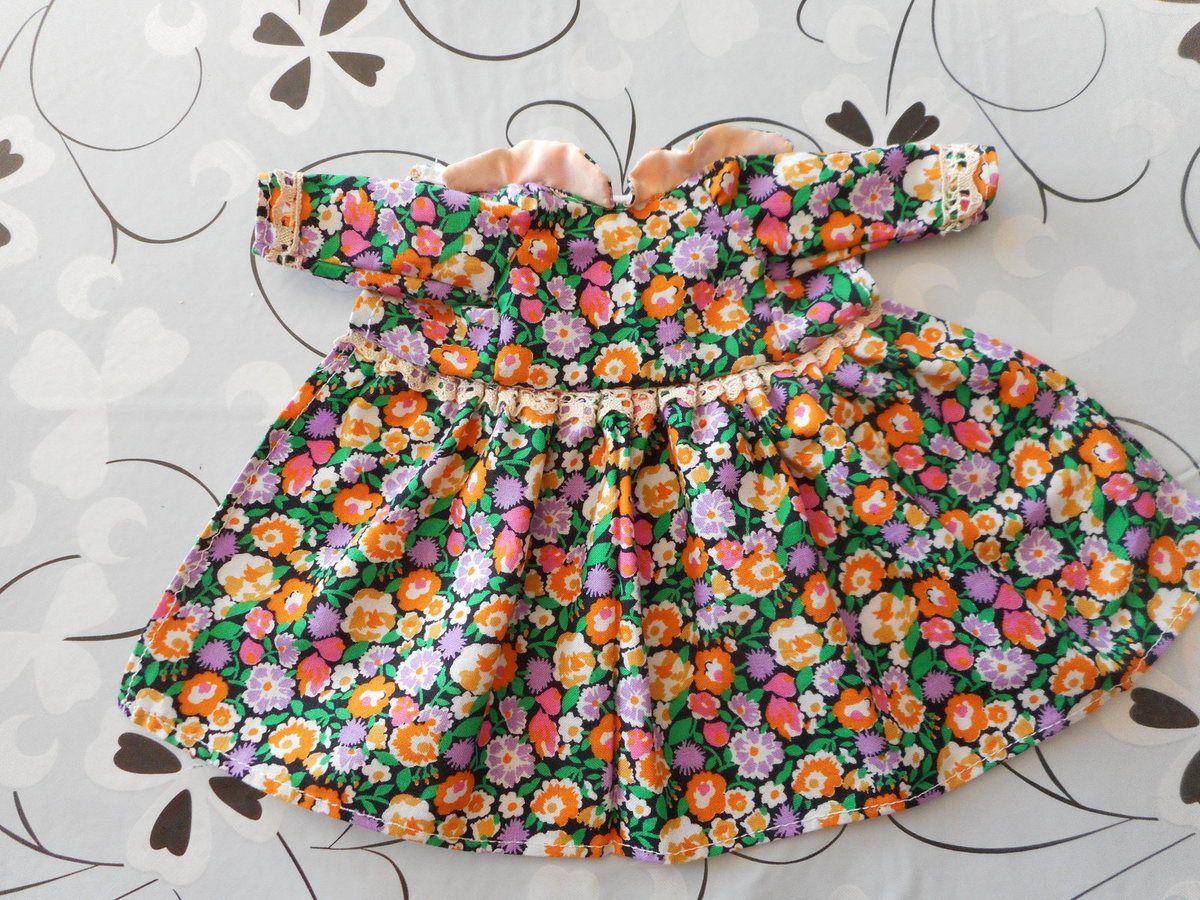robe terminée ..... ou presque &#x3B;)