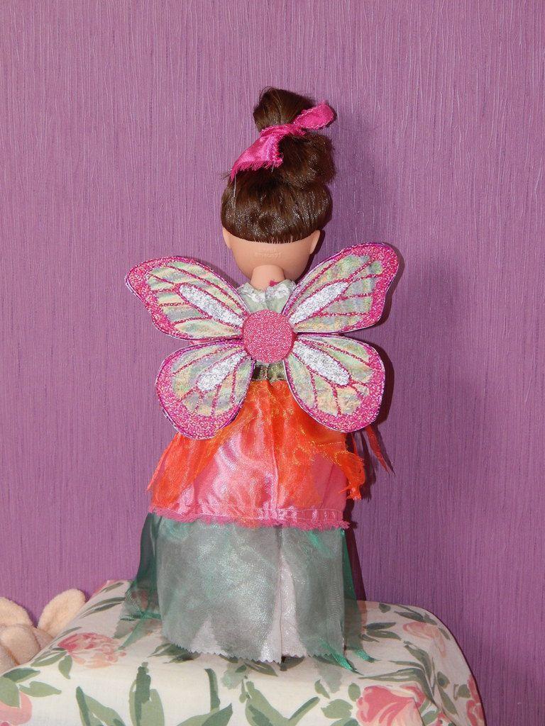 Madeleine robe de fée