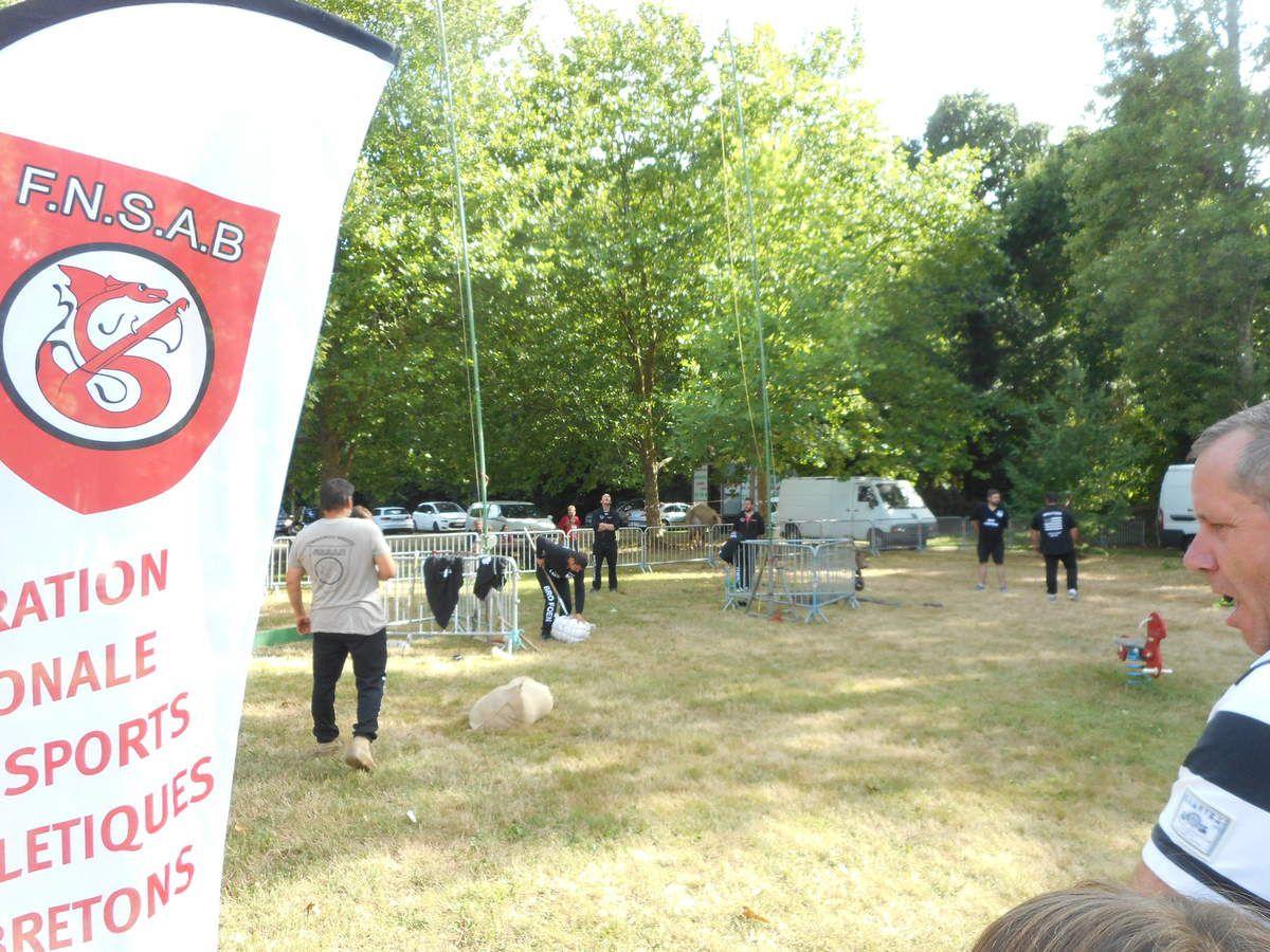 quelques jeux bretons pour animer la fête