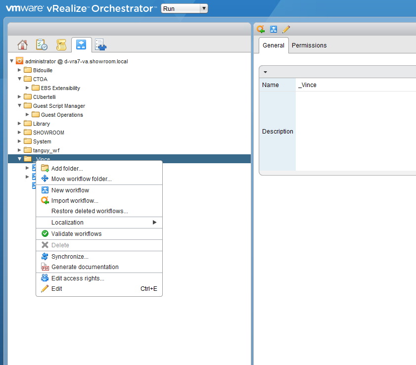 vRealize Automation Event Broker focus on passing properties
