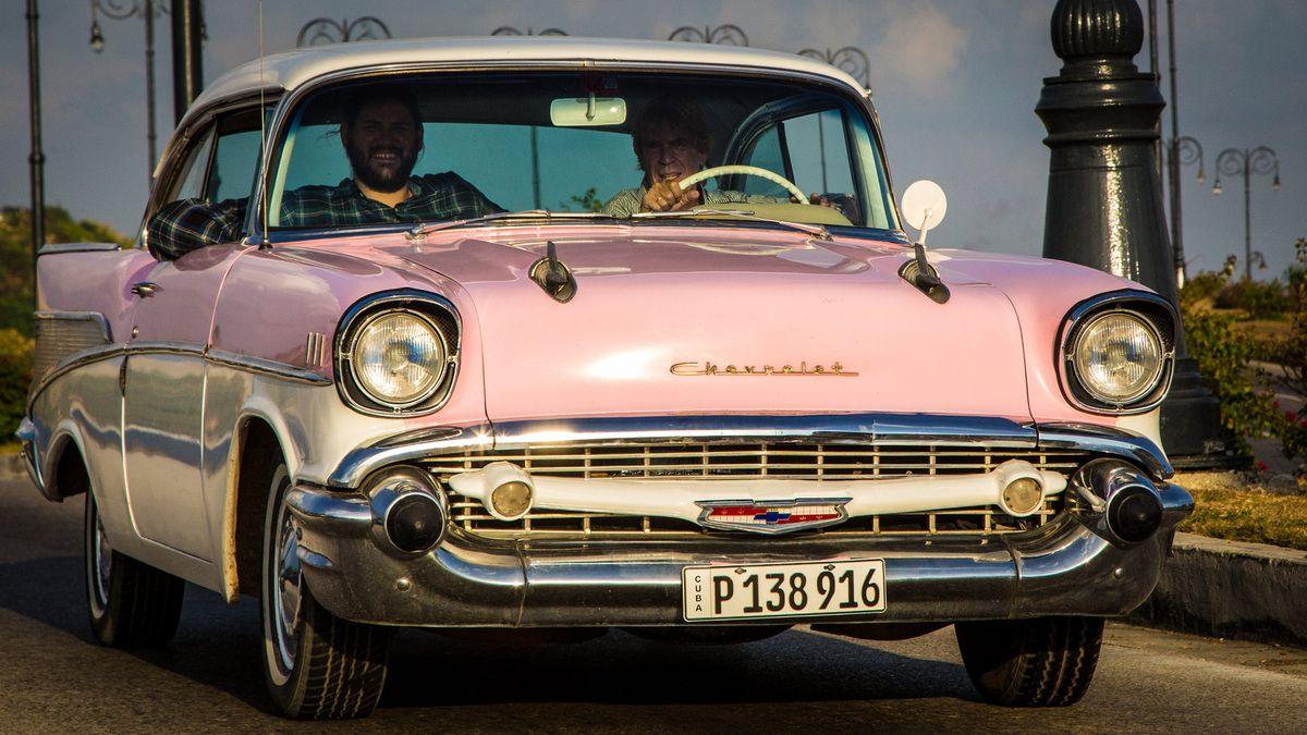 """2015: CUBA """"Des Américaines bien roulées"""""""