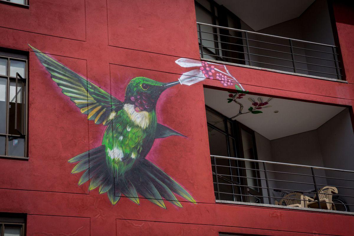 2015: Colombie - Bogota