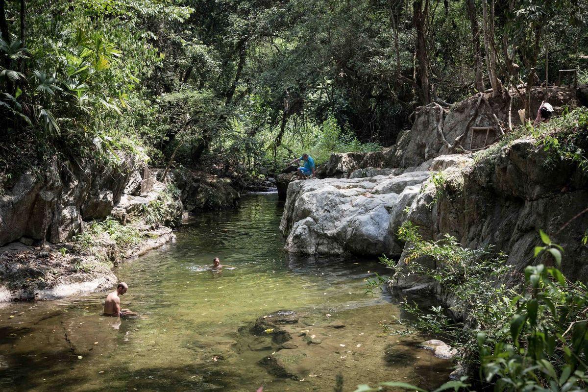 2015: Colombie-Ciudad Perdida-Parc Tayrona