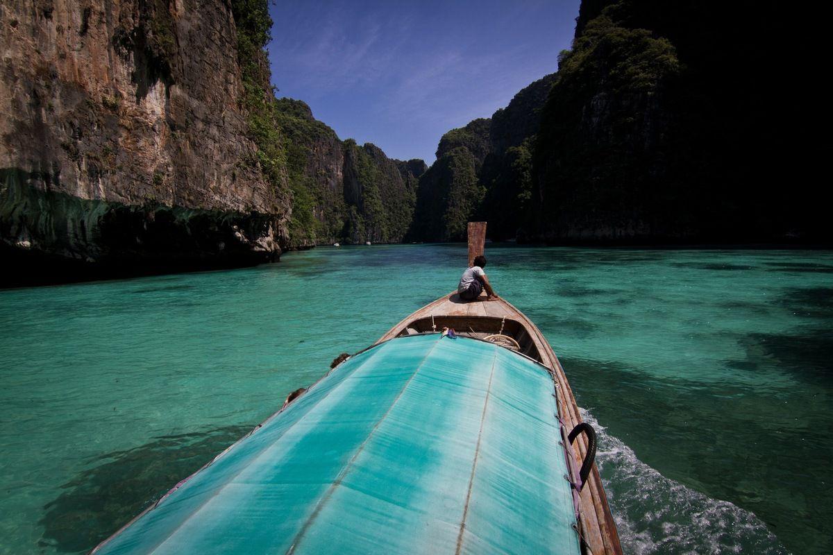 De Bangkok à Ko Phi Phi....