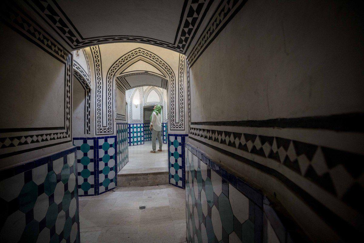 Téhéran, Kashan, cascade de Niasar, Abyanech...تهران، کاشان ، آبشار نیاسر،