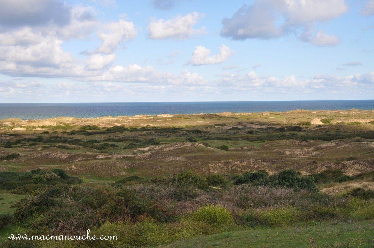 Les dunes d'Hatainville.