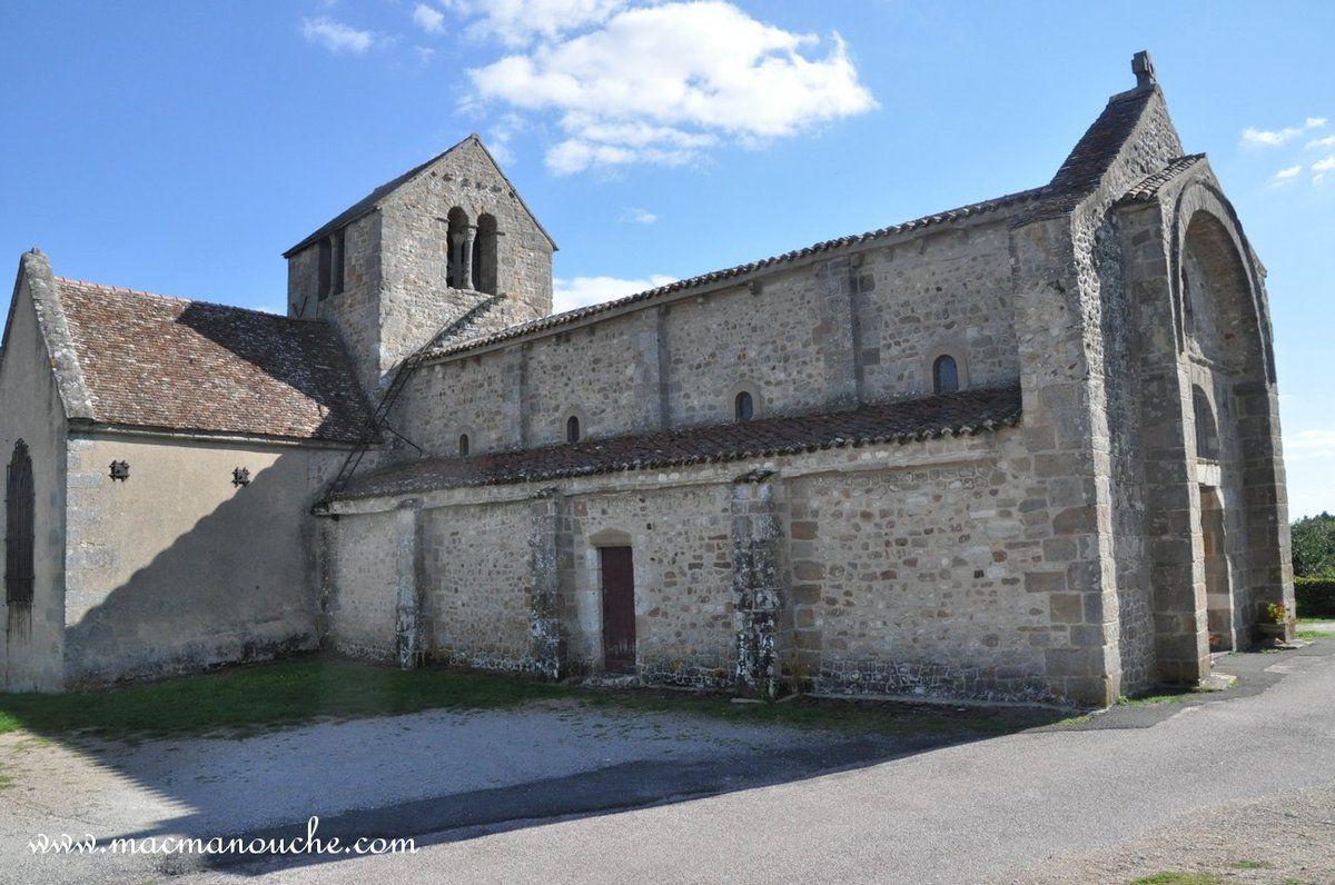 Église Saint-Laurent de Châtel-de-Neuvre