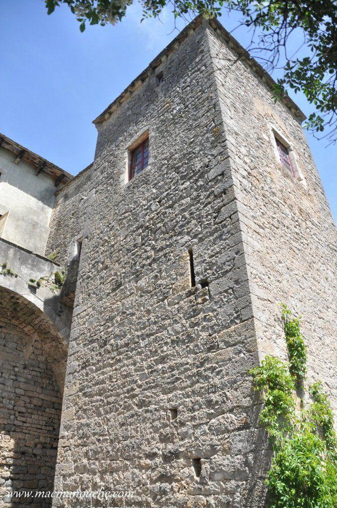 La tour de la  Commanderie.