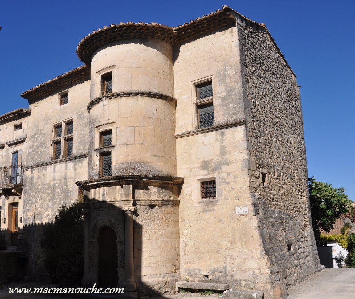 La maison de la tour.