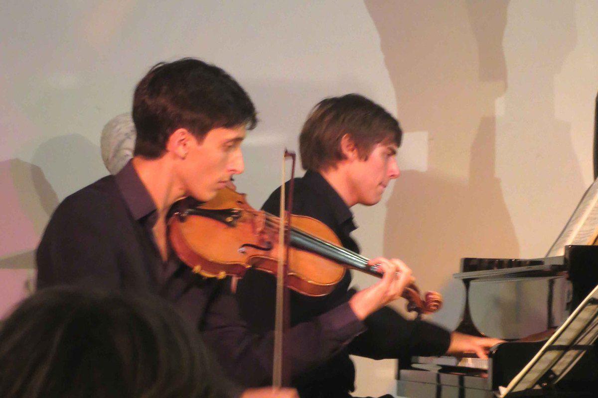 Jeunes talents 2015
