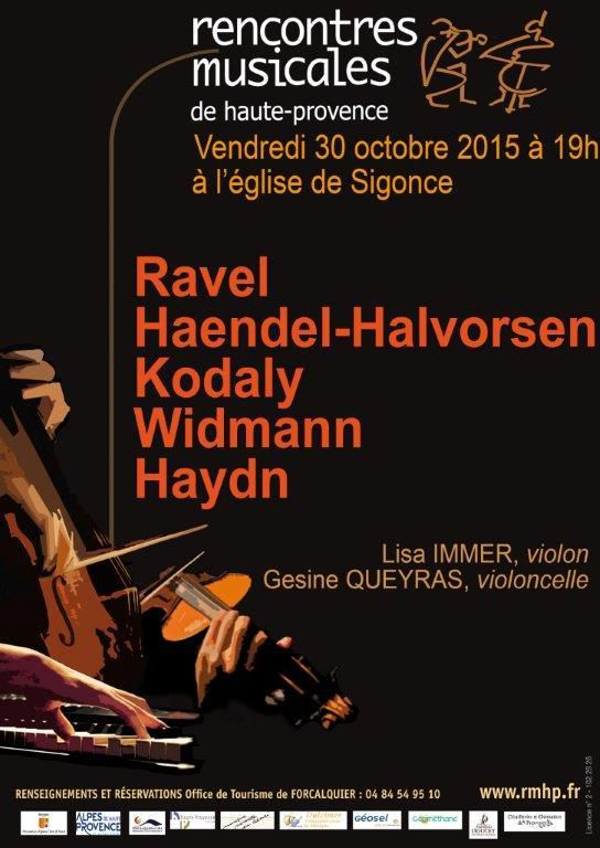 Concert d'automne