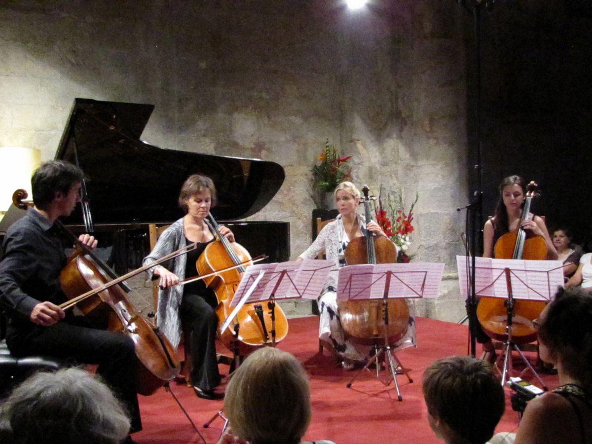 Rencontres musicales de haute provence 2018