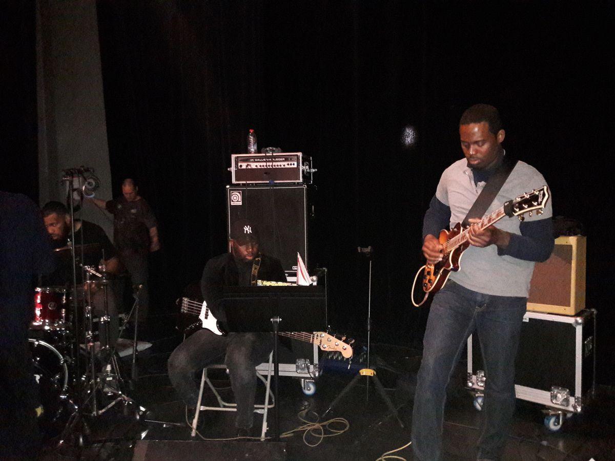Concert du  17 décembre 2017 Espace 93 Clichy Sous Bois