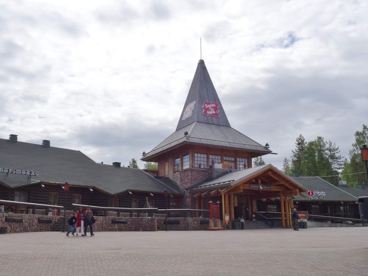 La Laponie finlandaise-Rovaniemi