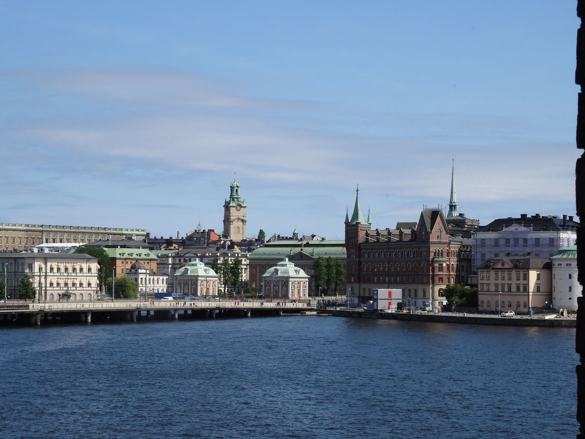 Stockholm Fin Du Tour De La Scandinavie Dirpa Voyages