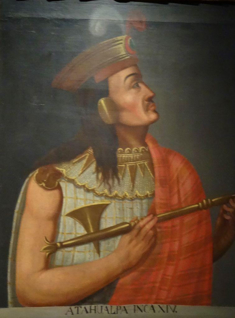 Pizarro et Atahualpa : le choc de deux mondes