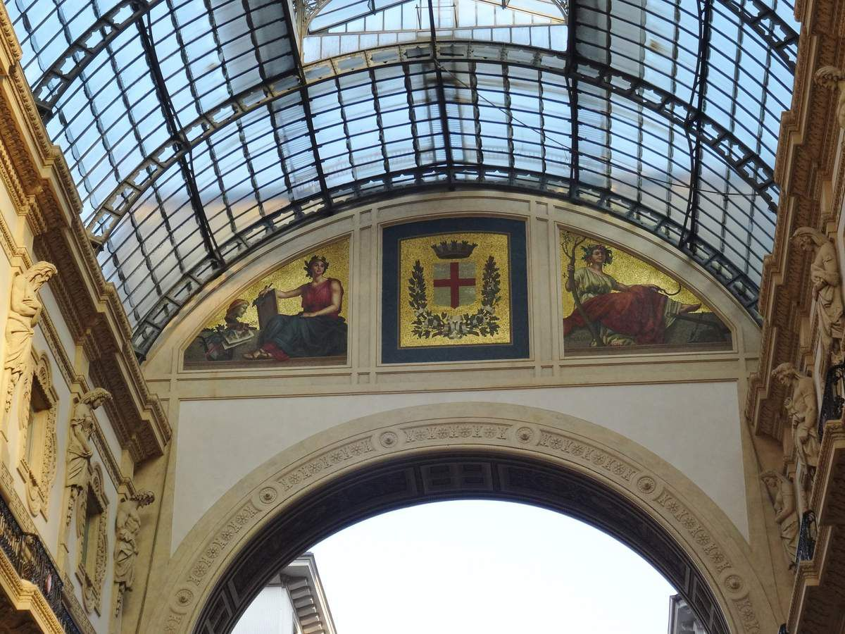 Milan : la place du Dôme