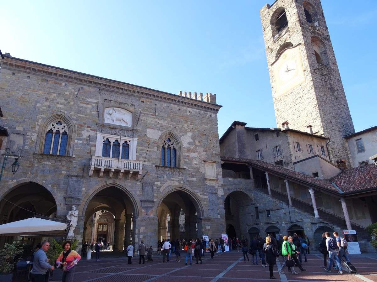 Bergame et Monza