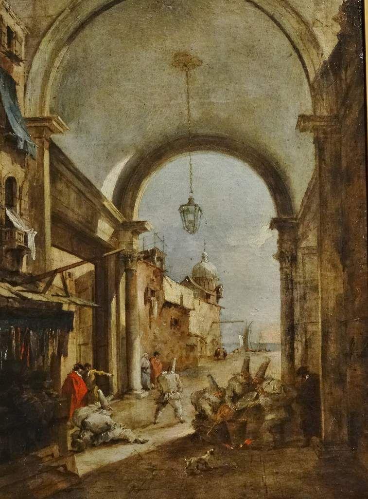 Monza : le Dôme – Bergame : le musée Carrare