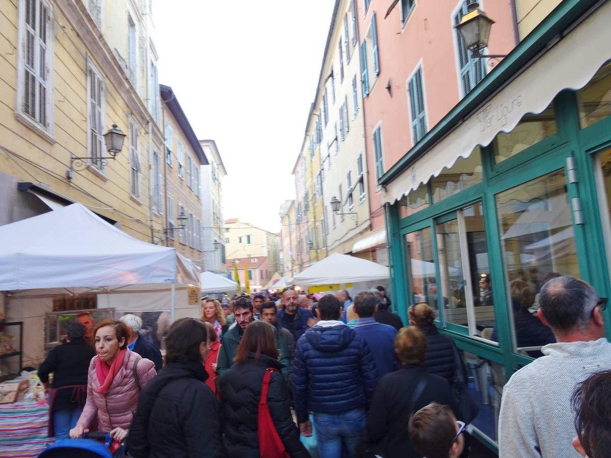 Imperia : la fête de l'Olive