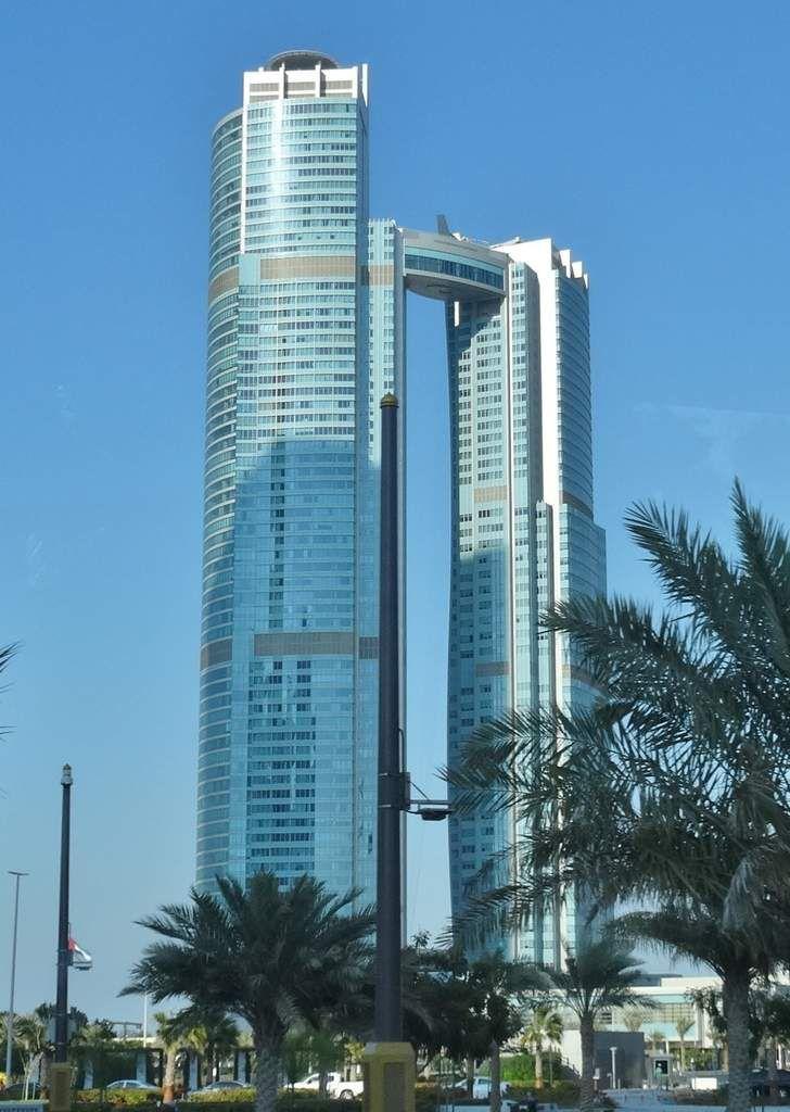 Abu Dhabi visite de la ville