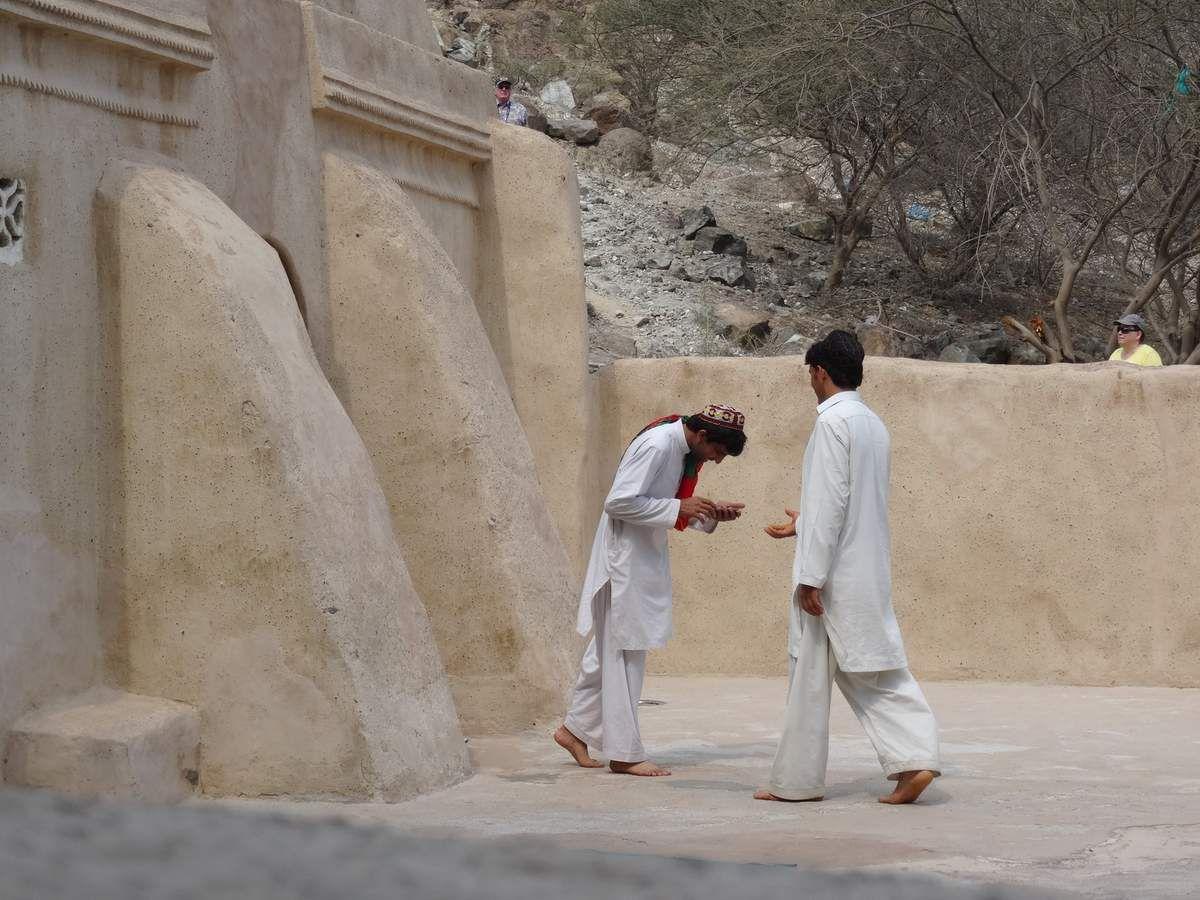 Khor Fakkan et Fujaïrah