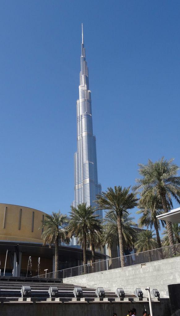 Dubaï : visite de la ville